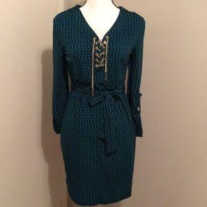 Spense chain dress